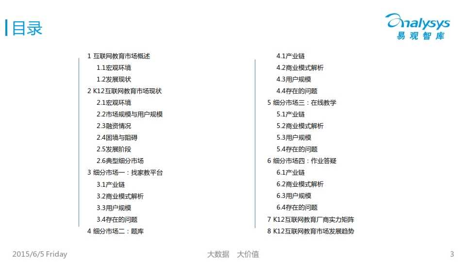 中国K12互联网教育市场专题研究报告2015_003