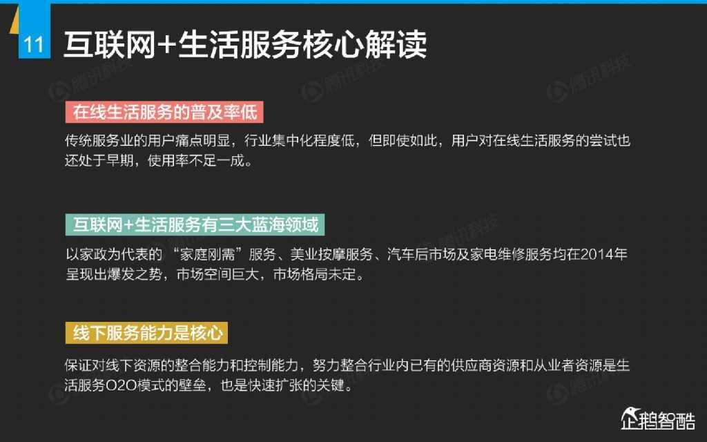 互联网 九大传统行业转型报告(企鹅智酷)_000012