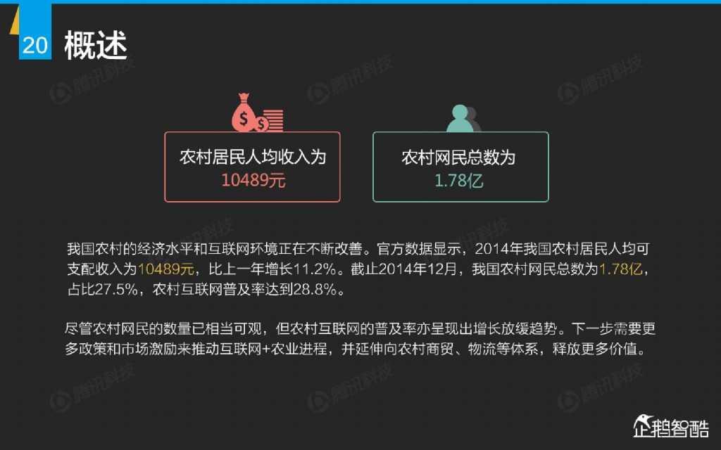 互联网 九大传统行业转型报告(企鹅智酷)_000021