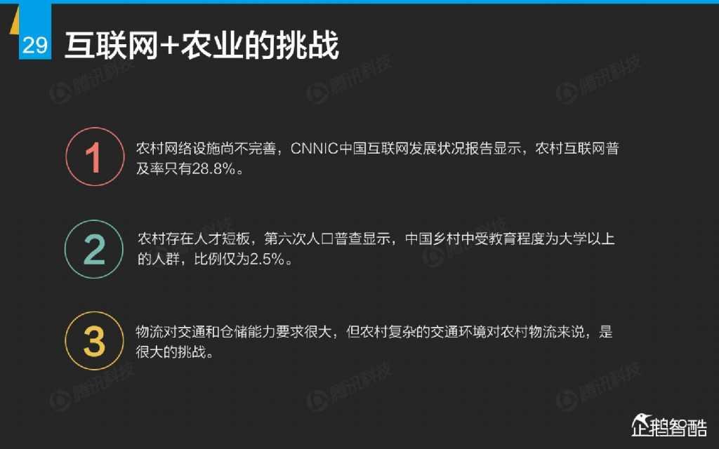互联网 九大传统行业转型报告(企鹅智酷)_000030