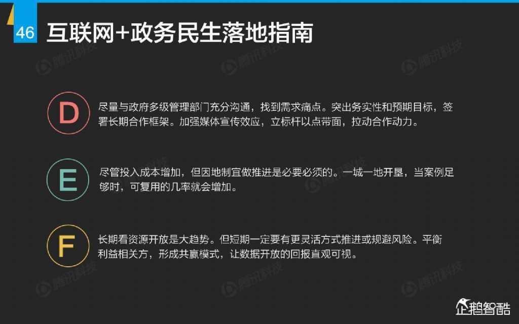 互联网 九大传统行业转型报告(企鹅智酷)_000047