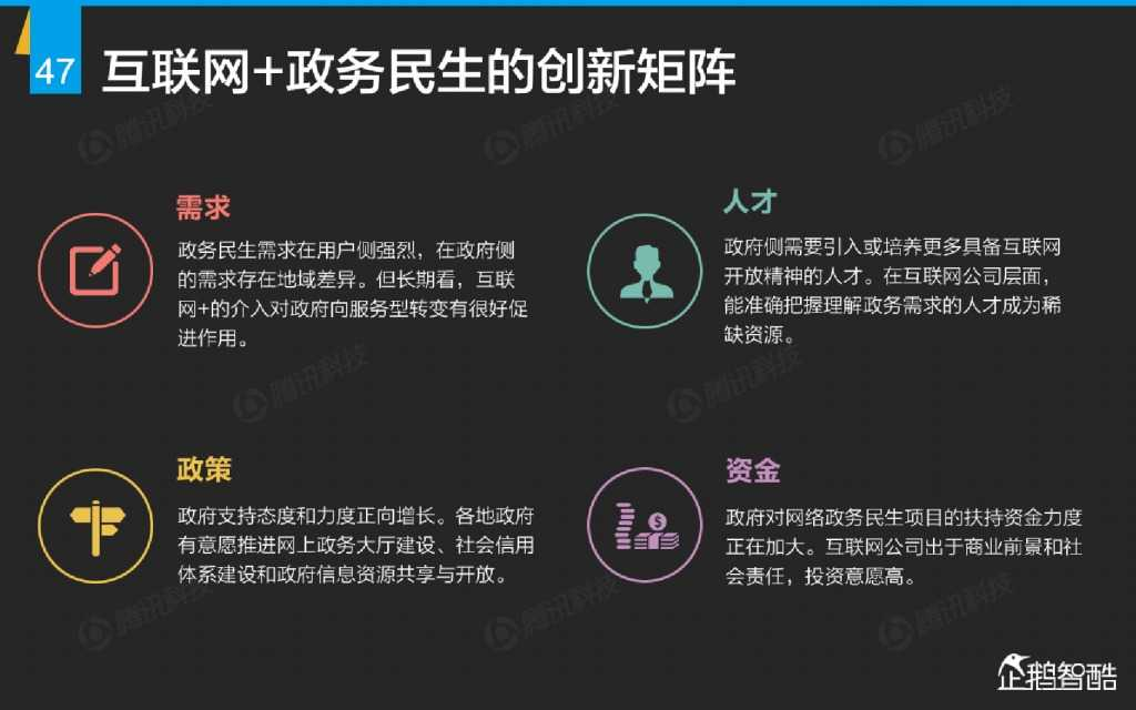 互联网 九大传统行业转型报告(企鹅智酷)_000048