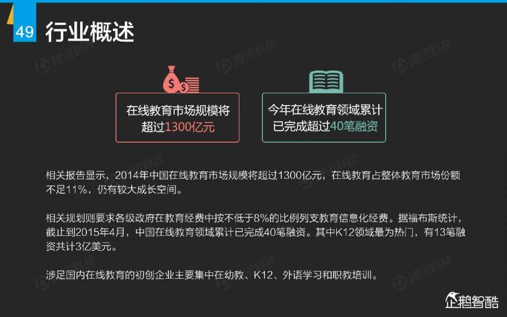 互联网 九大传统行业转型报告(企鹅智酷)_000050