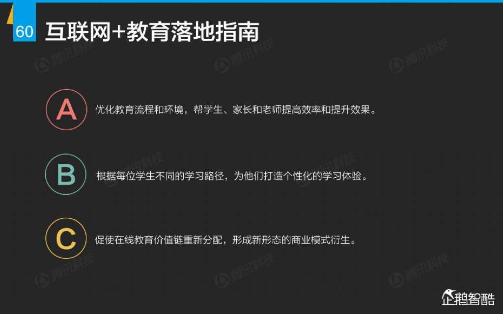 互联网 九大传统行业转型报告(企鹅智酷)_000061