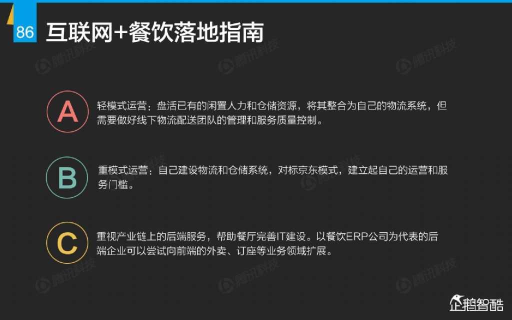 互联网 九大传统行业转型报告(企鹅智酷)_000087