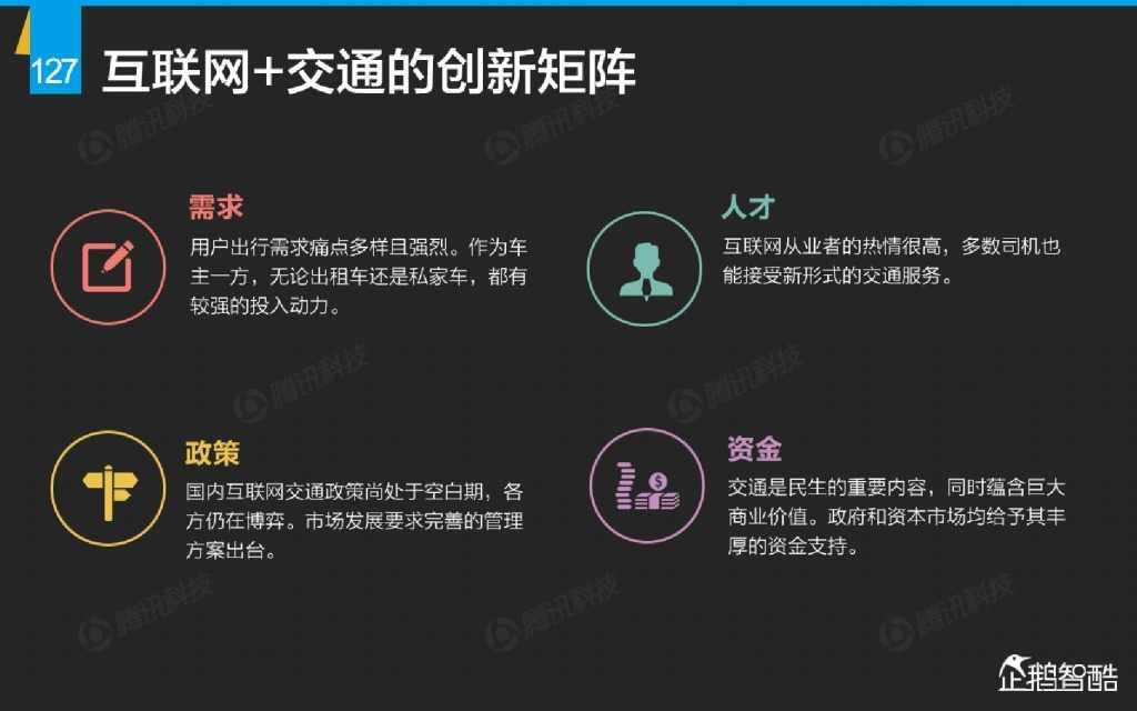 互联网 九大传统行业转型报告(企鹅智酷)_000128
