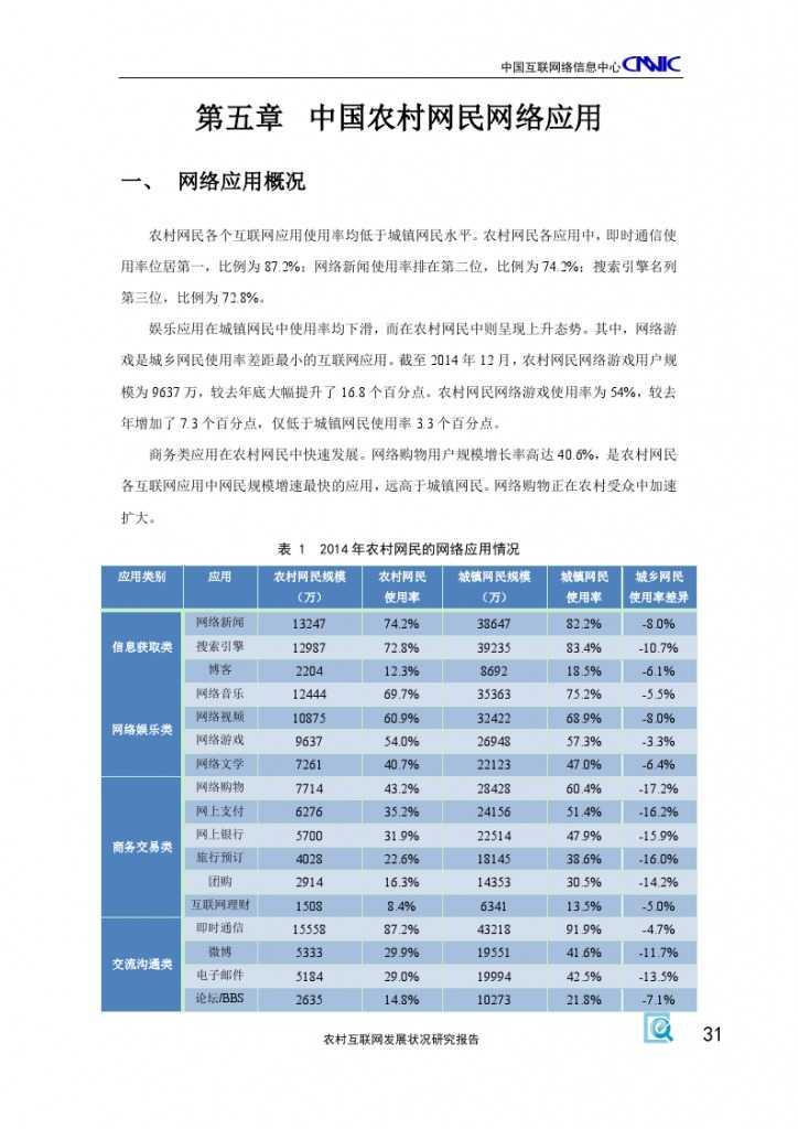 2014年农村互联网发展状况研究报告_000035