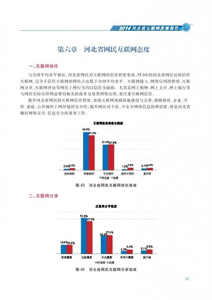 CNNIC:2014年河北省互联网发展状况报告_040