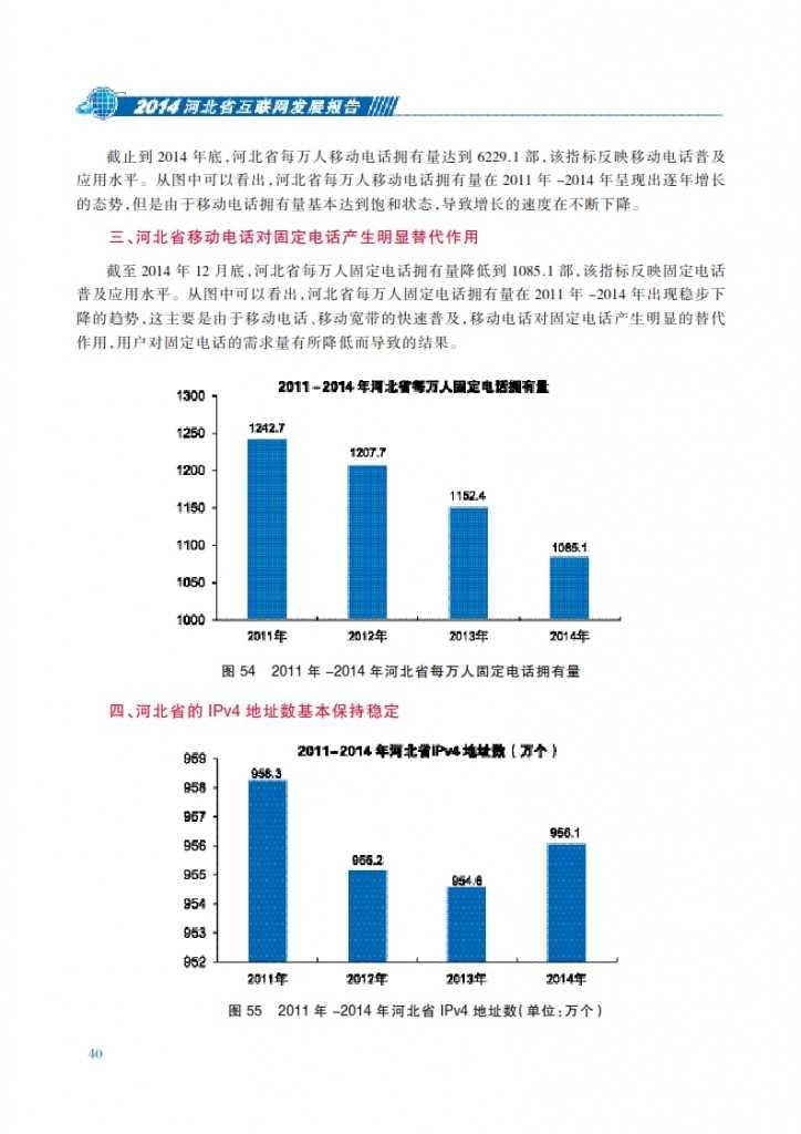 CNNIC:2014年河北省互联网发展状况报告_047