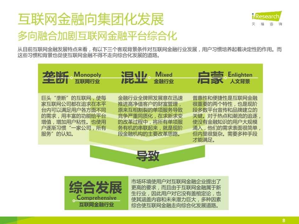 iResearch-2015互联网金融发展格局研究报告_008