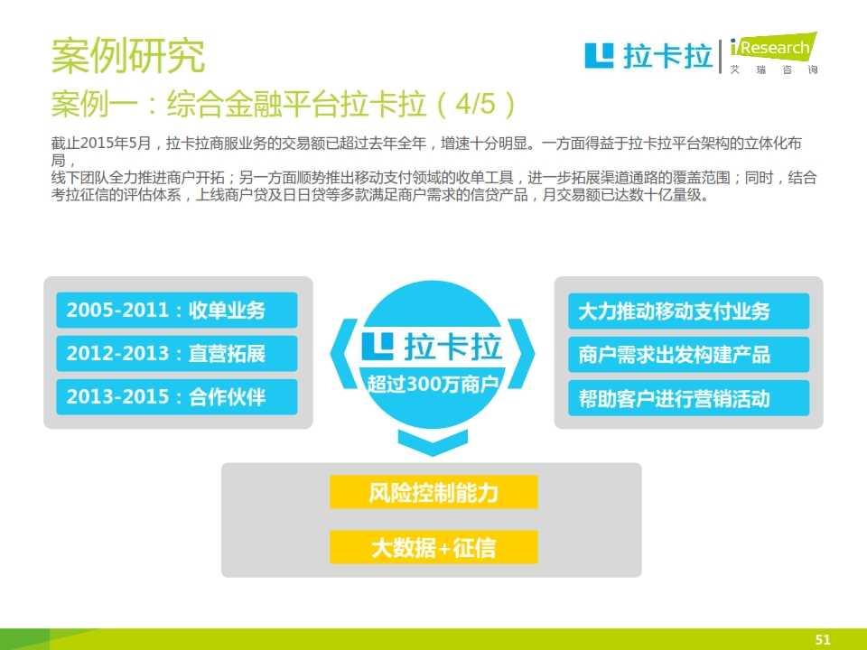 iResearch-2015互联网金融发展格局研究报告_051