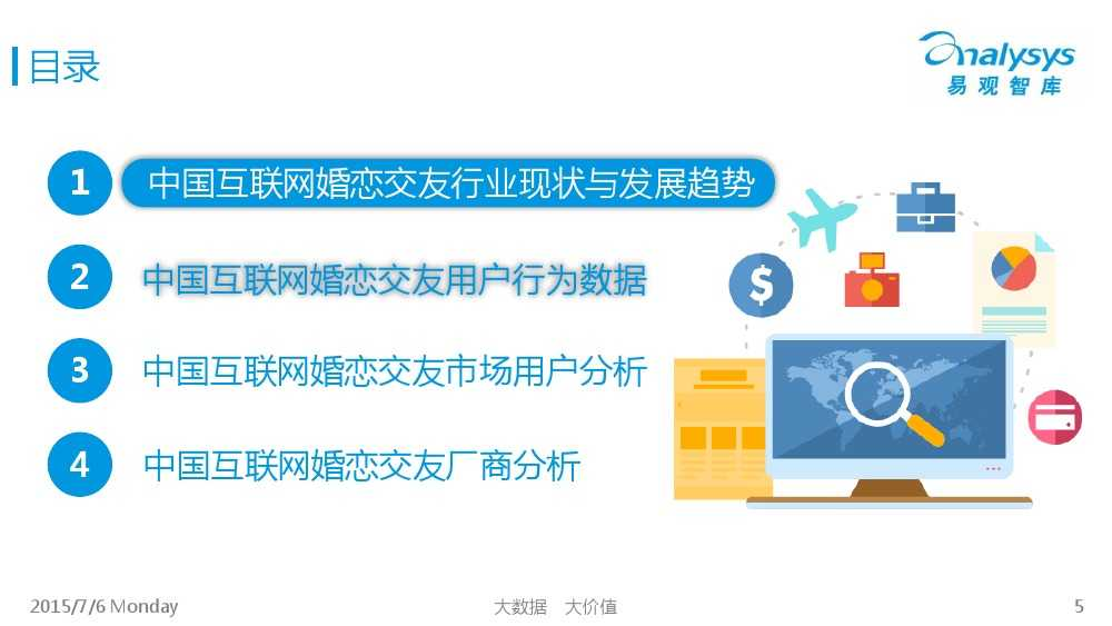 中国互联网婚恋交友市场专题研究报告2015_000005