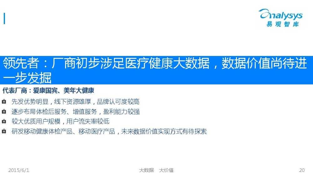 中国体检行业互联网化专题报告2015_000020