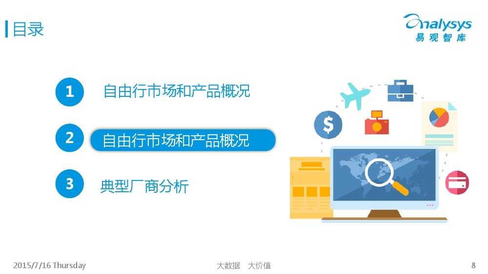 中国旅游UGC自由行市场专题研究报告2015_000008