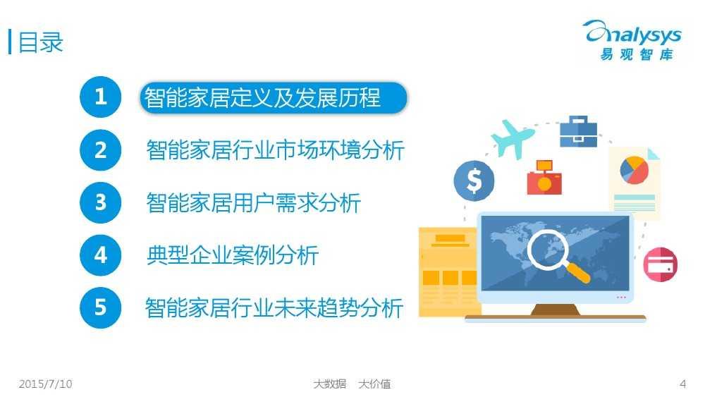 中国智能家居市场专题研究报告2015 01_000004