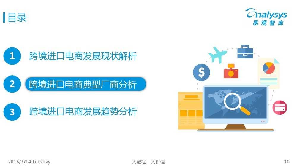中国跨境进口电商市场专题研究报告2015_000010