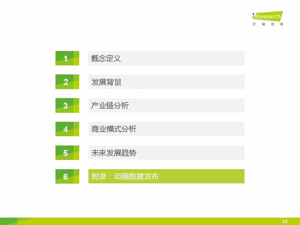 2015年中国二次元行业报告_000050