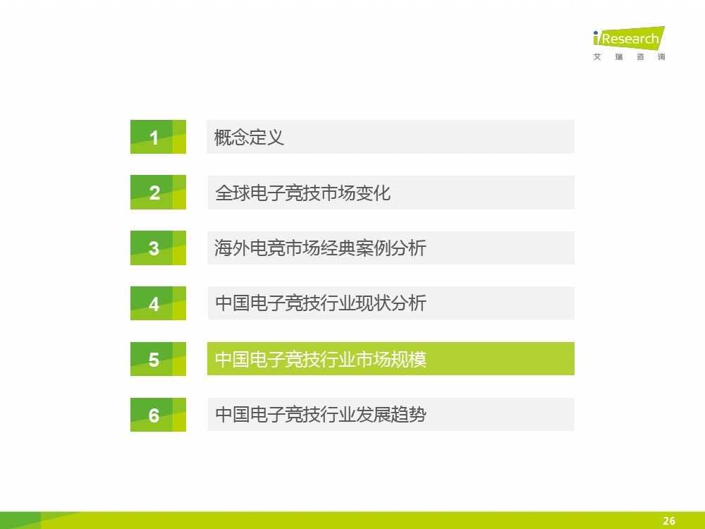 2015年中国电子竞技行业研究报告_000026