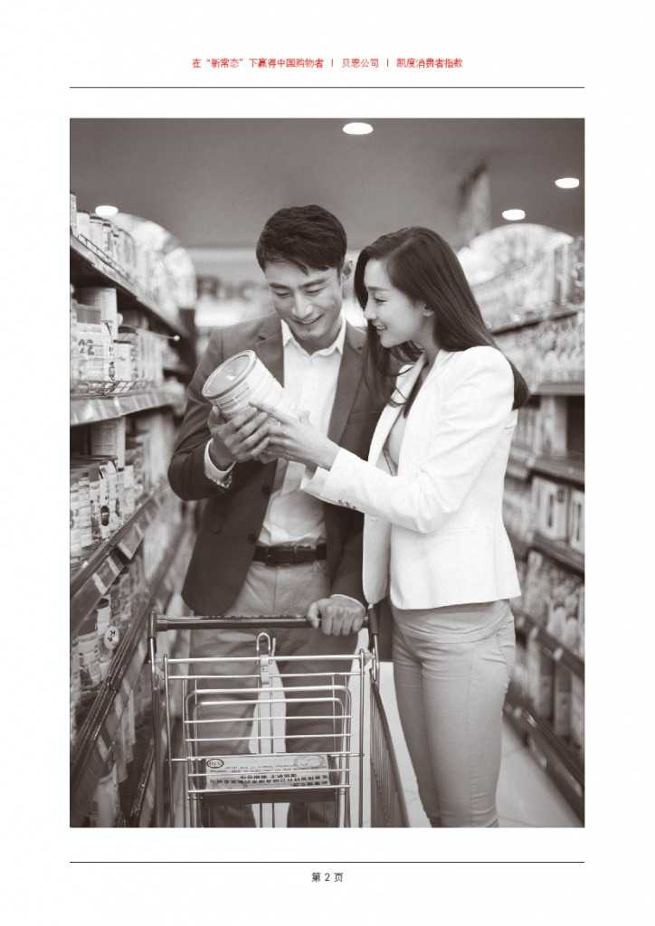 2015年中国购物者报告_000004