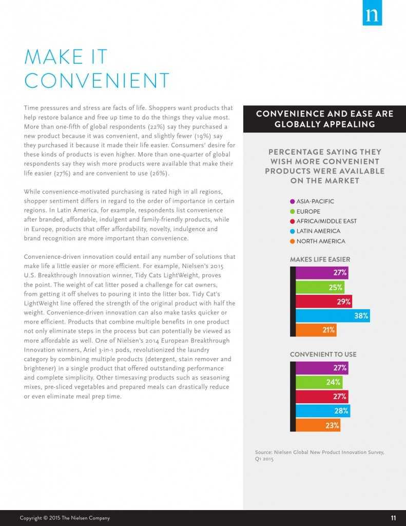 Nielsen:2015年消费商品创新调查报告(附报告)_000011