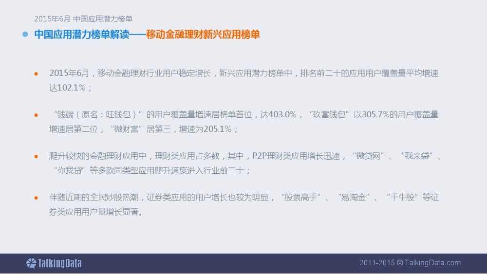 TalkingData-2015年6月中国应用潜力榜单 (1)_000009