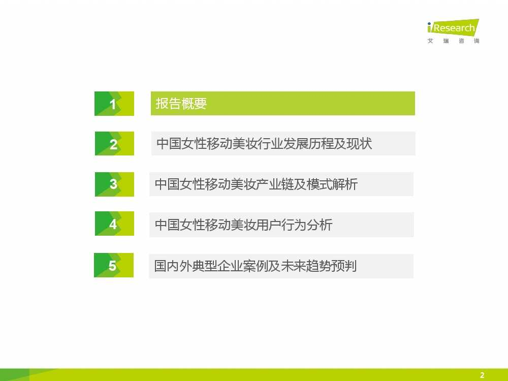 iResearch-2015年中国女性移动美妆行业发展报告_000002