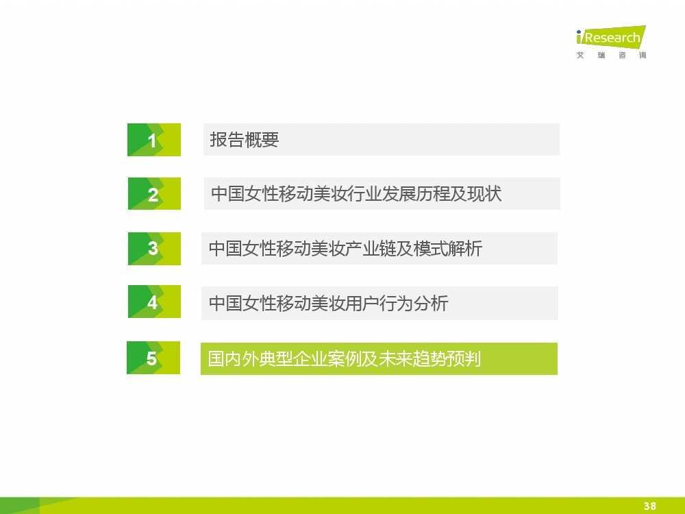 iResearch-2015年中国女性移动美妆行业发展报告_000038