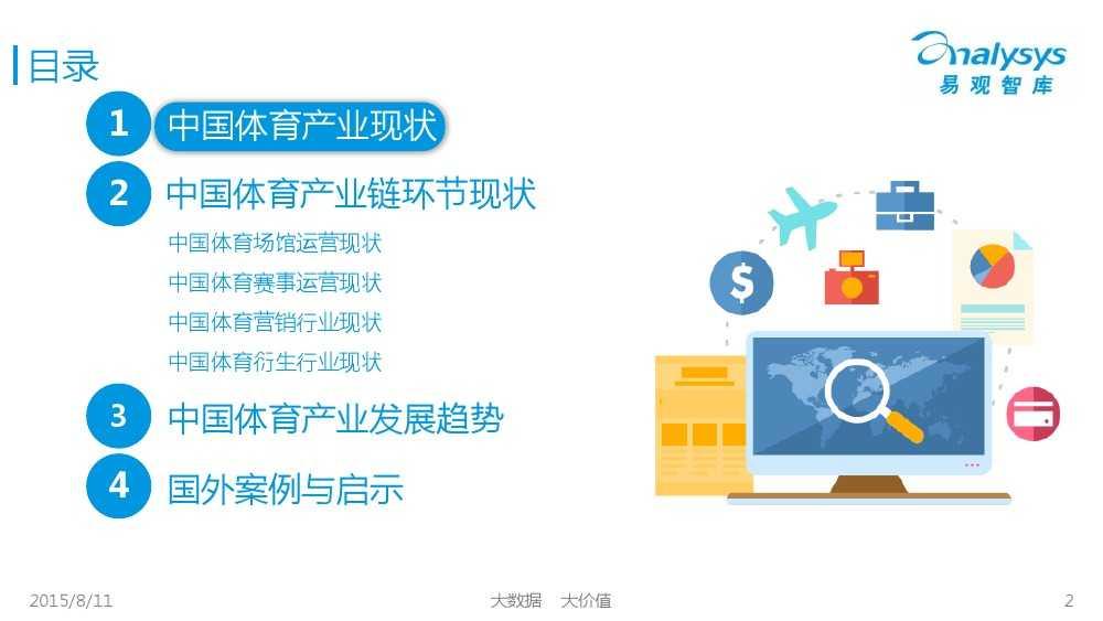 中国体育产业专题研究报告2015 01_000002