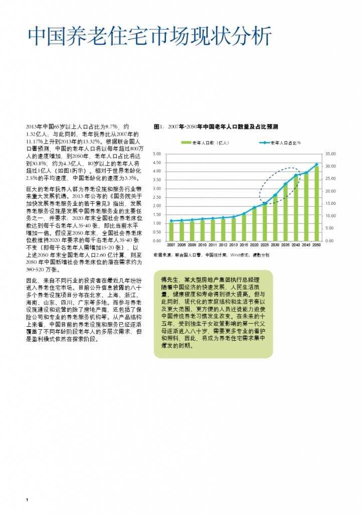 中国养老住宅 ——现状和发展趋势报告_000004