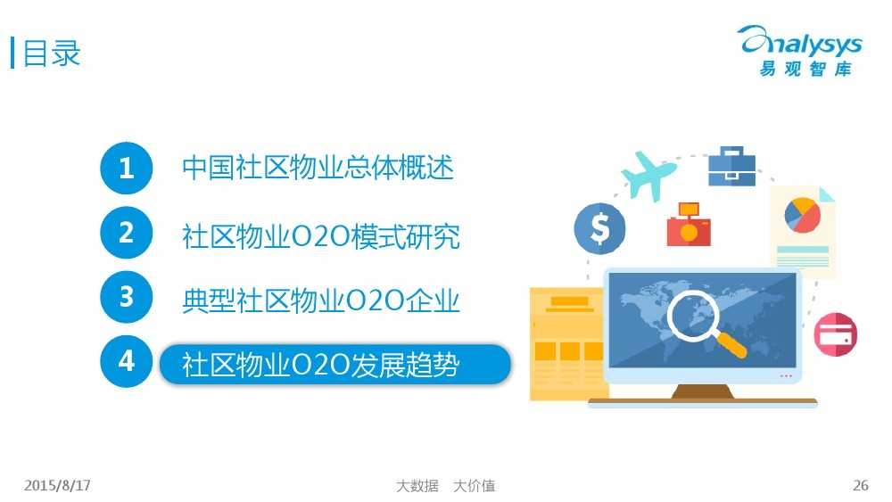 中国社区物业O2O市场专题研究报告2015 01_000026