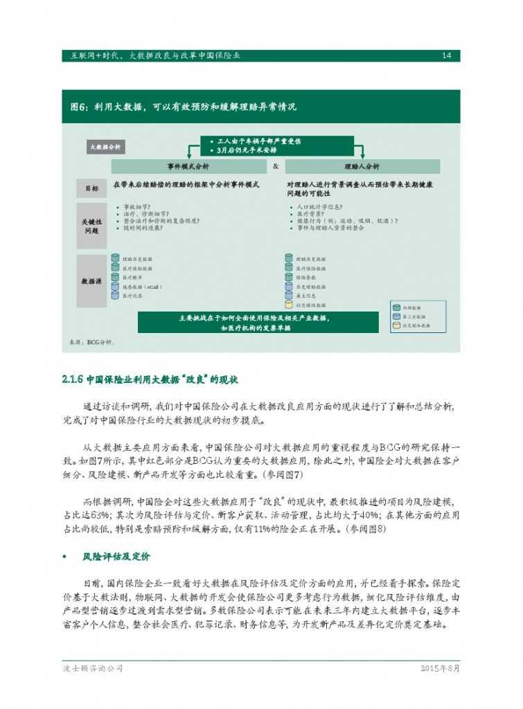 互联网+时代:大数据改良与改革中国保险业_000016