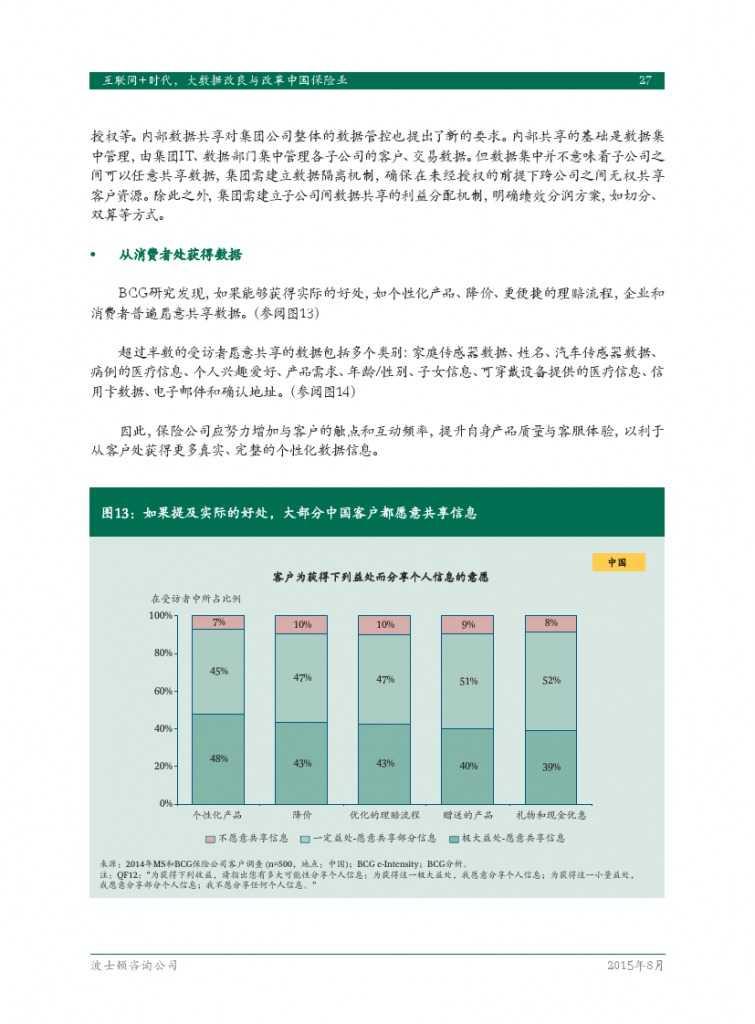 互联网+时代:大数据改良与改革中国保险业_000029