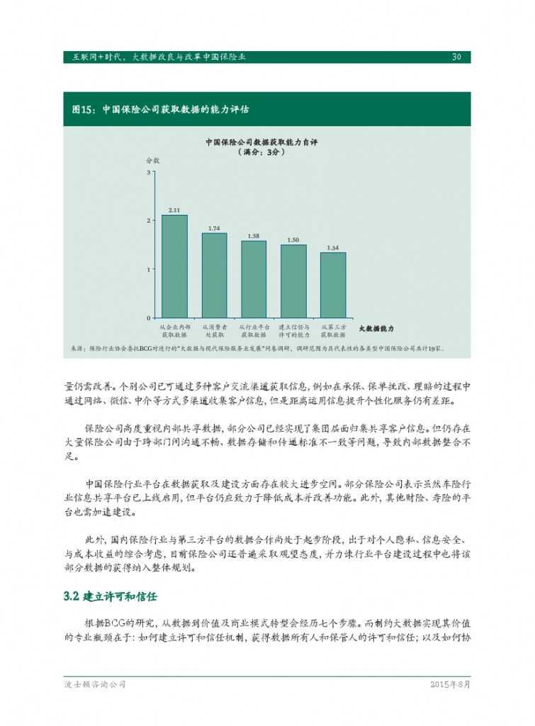 互联网+时代:大数据改良与改革中国保险业_000032