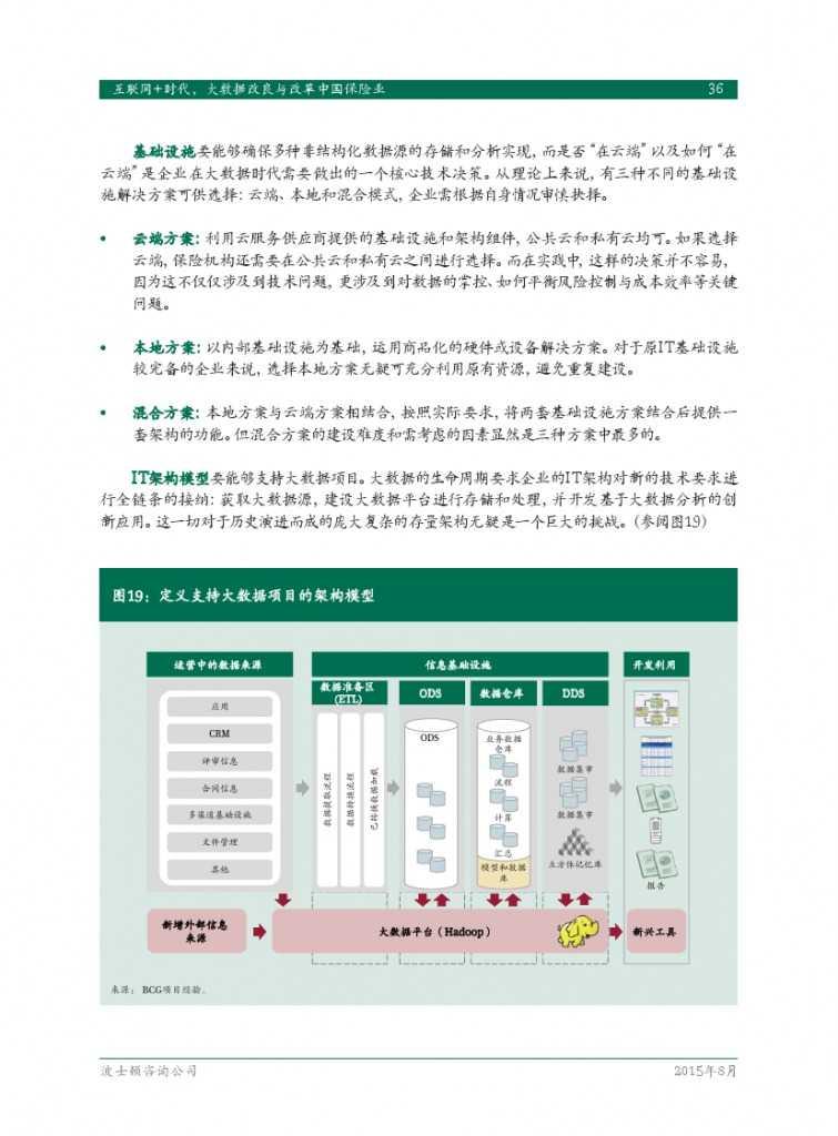 互联网+时代:大数据改良与改革中国保险业_000038