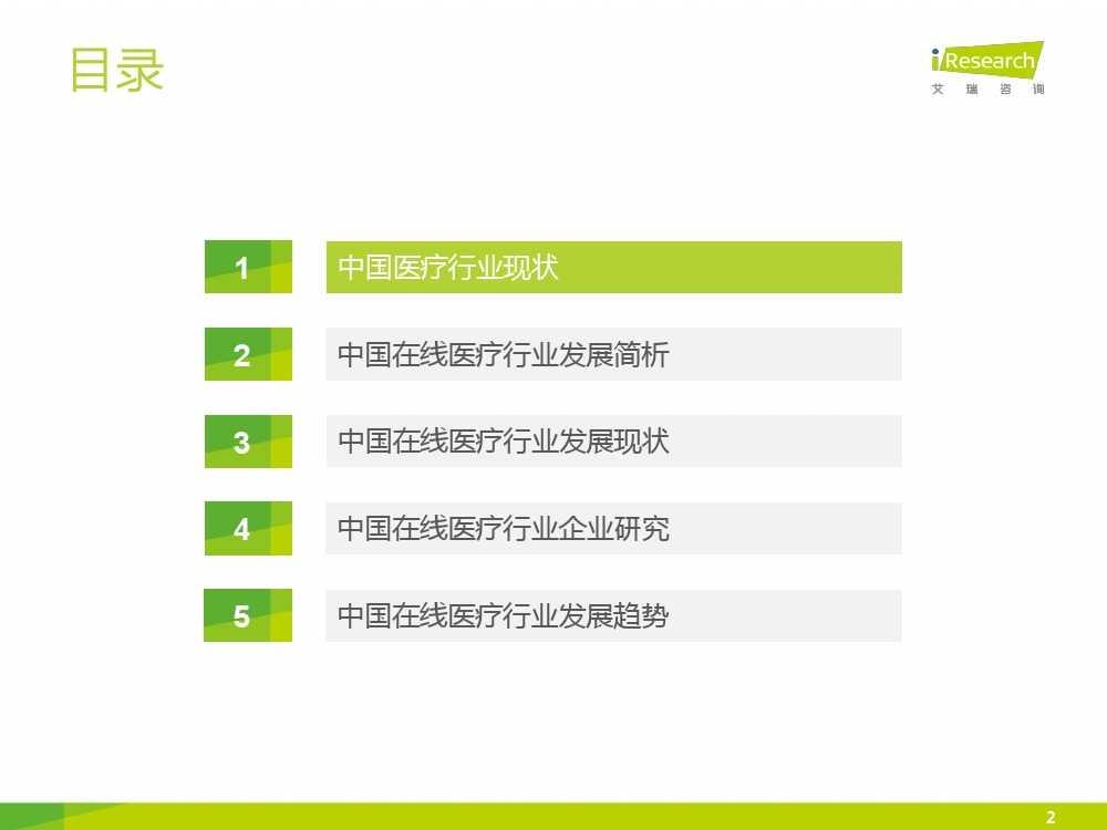 2015年中国在线医疗行业研究报告(1)_000002