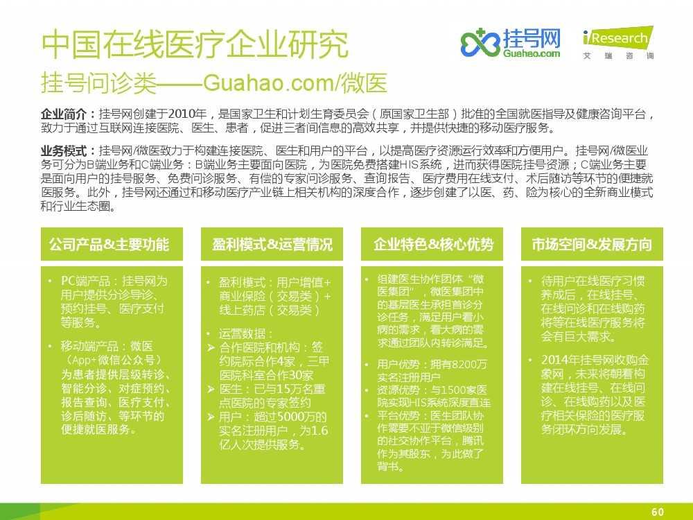 2015年中国在线医疗行业研究报告(1)_000060