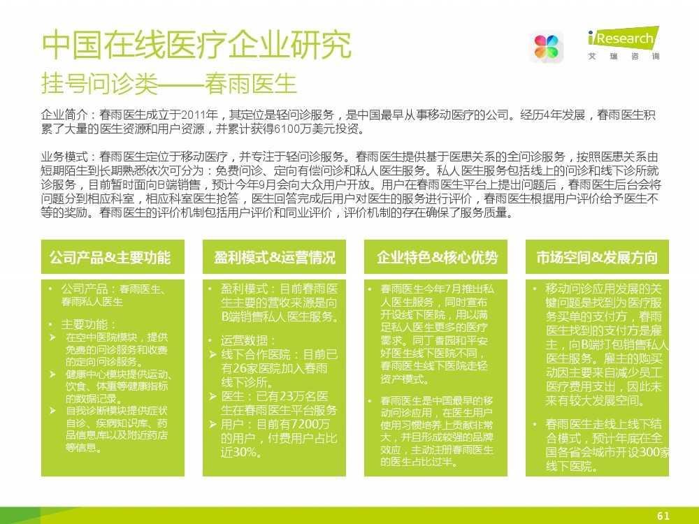 2015年中国在线医疗行业研究报告(1)_000061