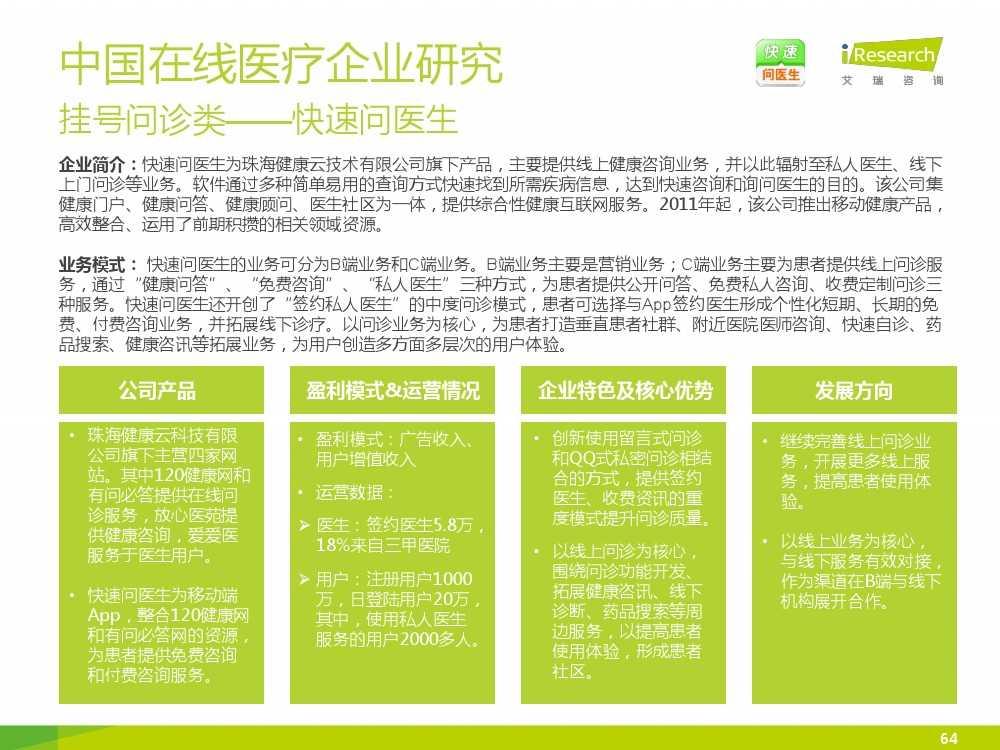 2015年中国在线医疗行业研究报告(1)_000064