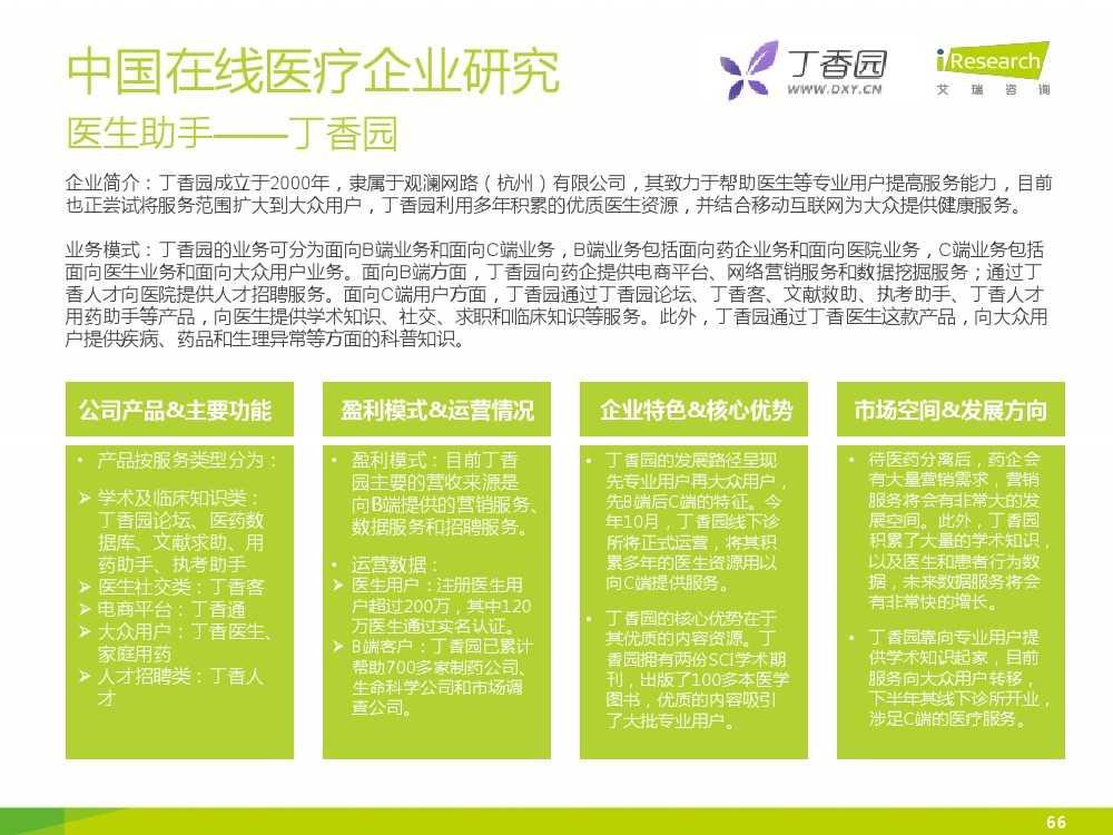 2015年中国在线医疗行业研究报告(1)_000066