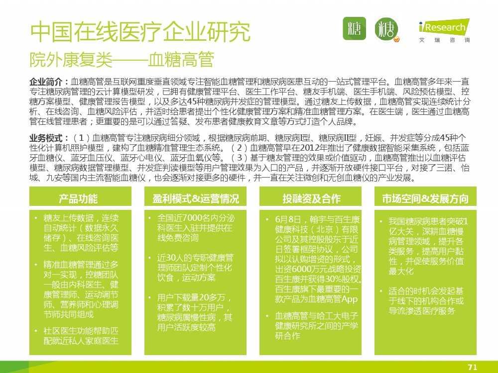2015年中国在线医疗行业研究报告(1)_000071