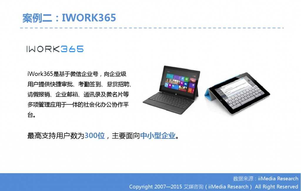 2015年中国微信企业号市场研究报告_000030