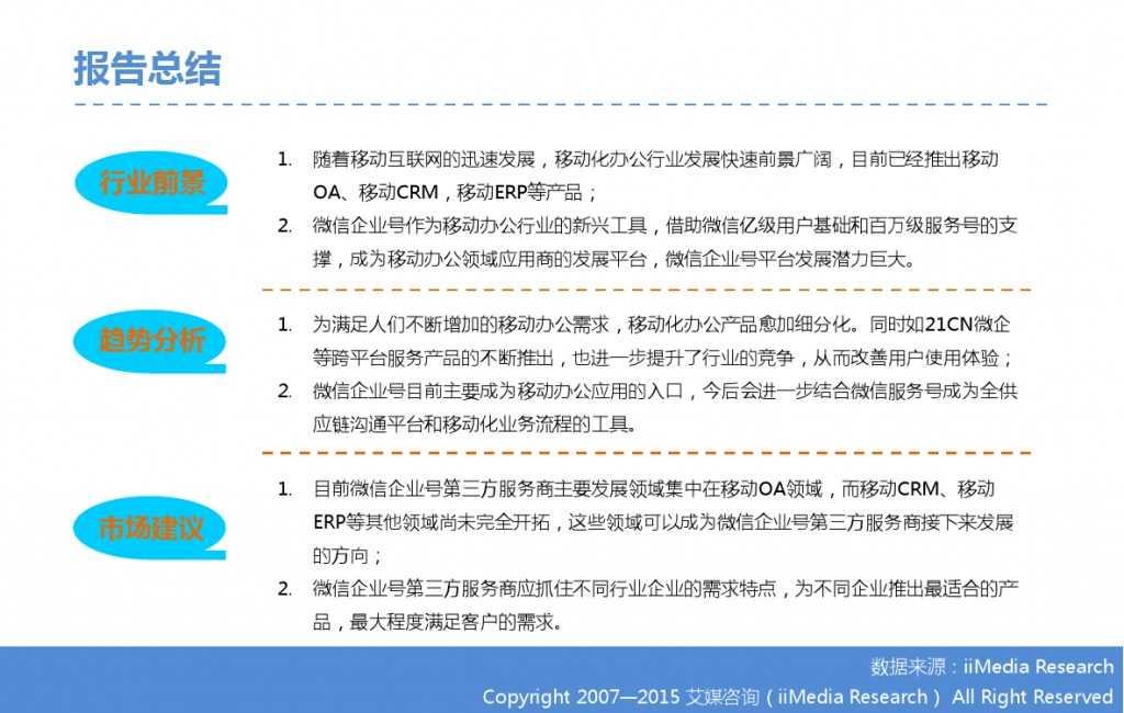 2015年中国微信企业号市场研究报告_000034