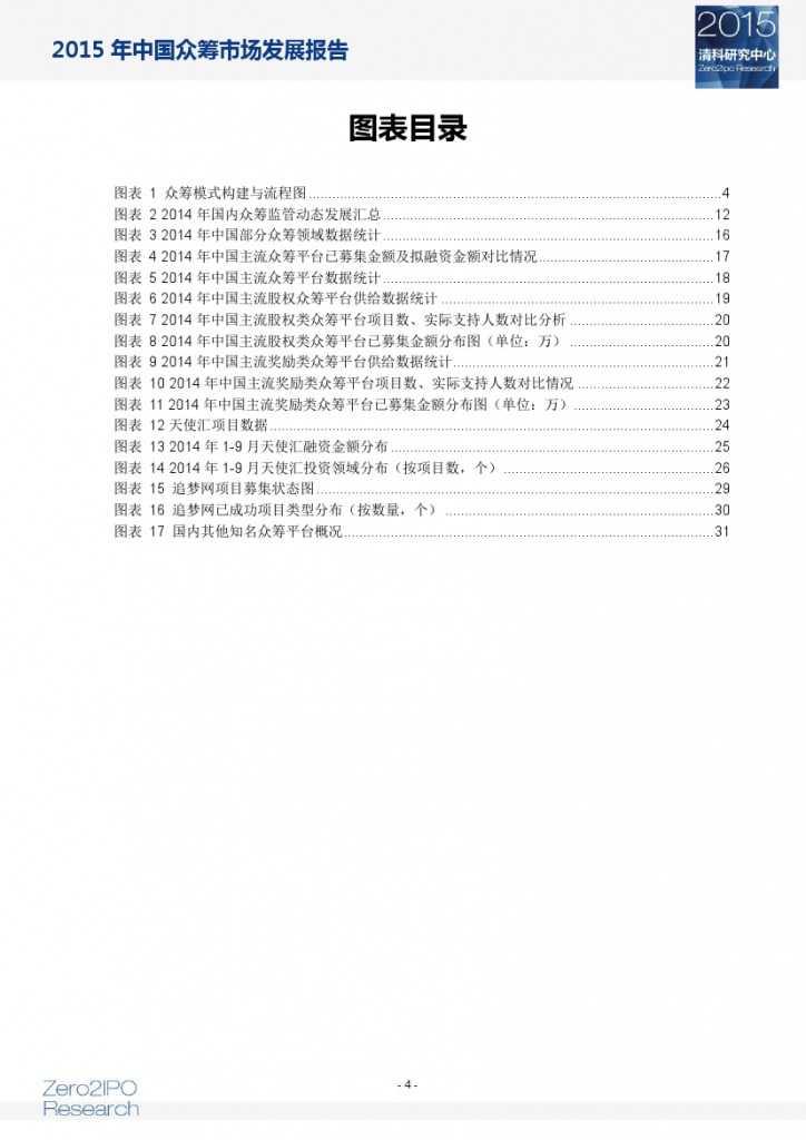 2015 年中国众筹市场发展报告_000005