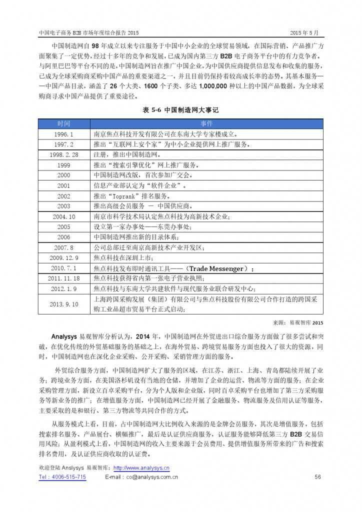 中国电子商务B2B市场年度综合报告2015_000056