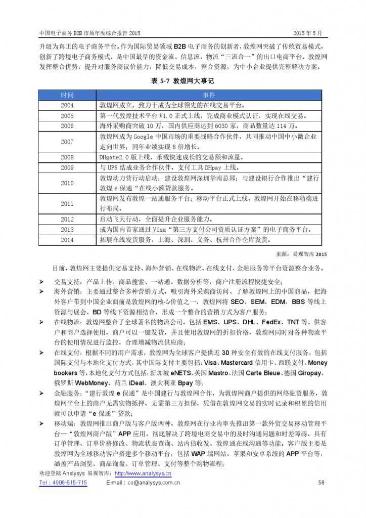 中国电子商务B2B市场年度综合报告2015_000058