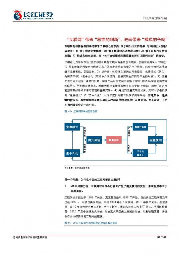 汽车后市场百页系列报告之一: 养护维修,去伪存真_000032