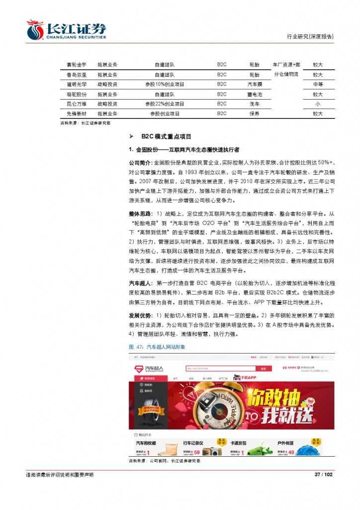 汽车后市场百页系列报告之一: 养护维修,去伪存真_000037