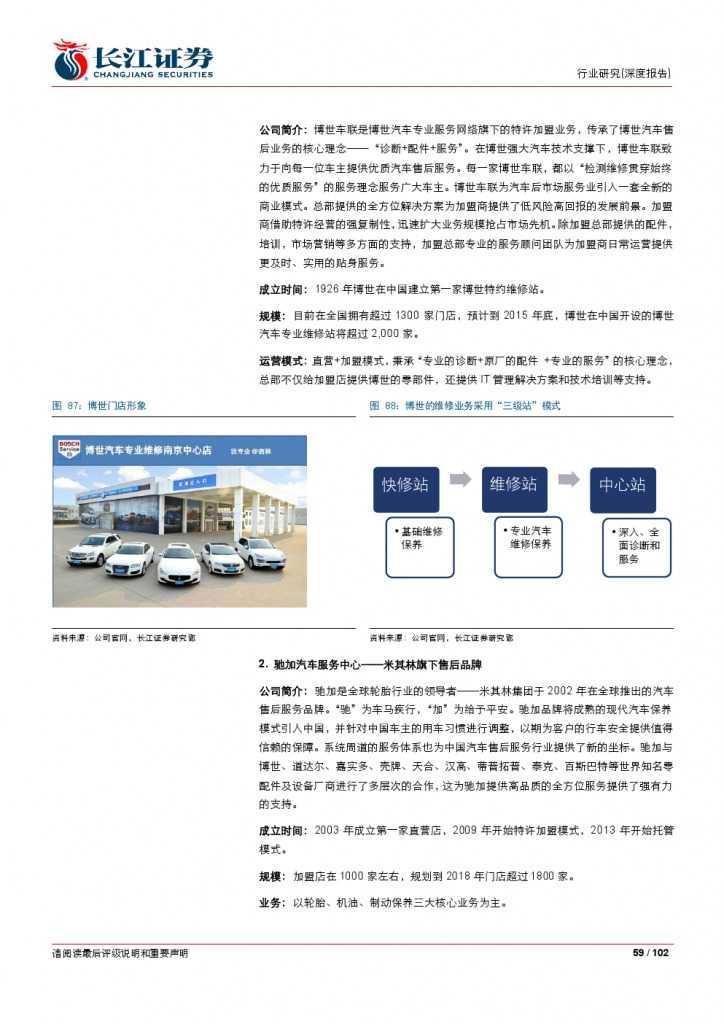 汽车后市场百页系列报告之一: 养护维修,去伪存真_000059