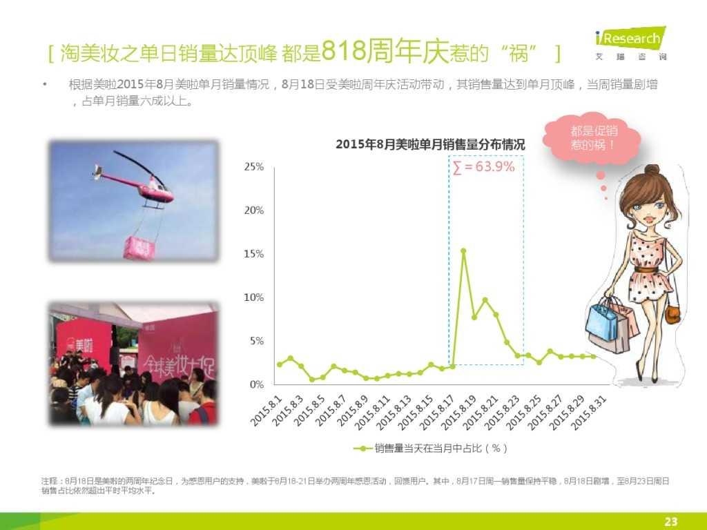 2015年中国女性移动美妆用户白皮书_000023
