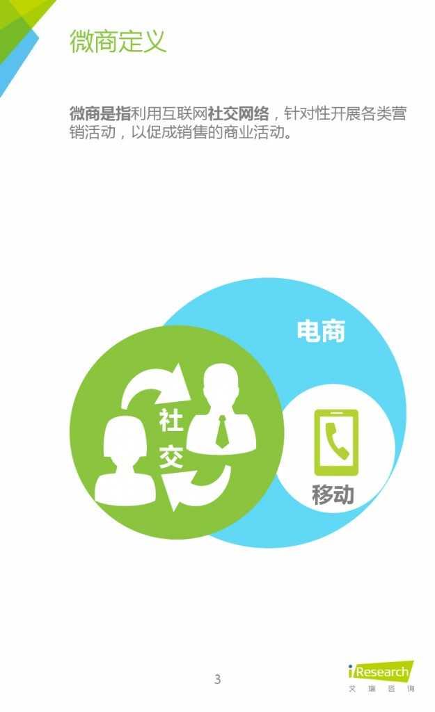 2015年中国微商市场研究报告_000003